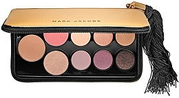 Profumi e cosmetici Palette trucco - Marc Jacobs Beauty Object Of Desire Face And Eye Palette Multicolour