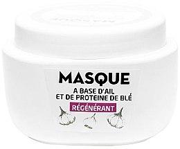 Profumi e cosmetici Maschera capelli rigenerante all'aglio - Renee Blanche