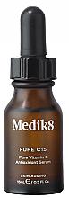Profumi e cosmetici Siero con vitamina C concentrata - Medik8 Pure C15 Pure Vitamin C Antioxidant Serum