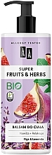 "Profumi e cosmetici Lozione corpo ""Fichi e lavanda"" - AA Super Fruits & Herbs Fig And Lavender"