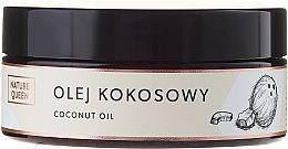 Profumi e cosmetici Olio al cocco per il corpo - Nature Queen Cooconut Oil