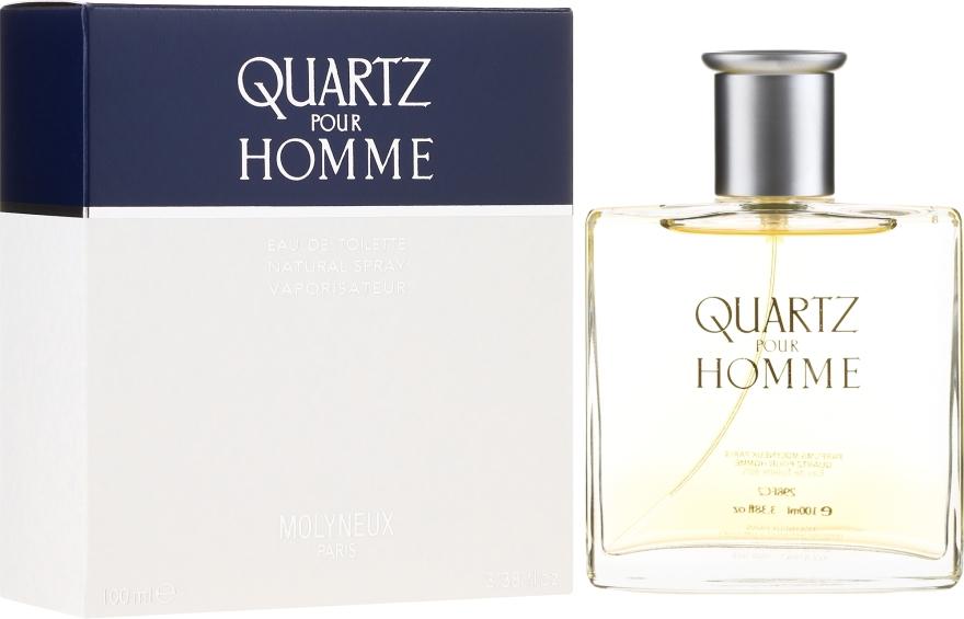 Molyneux Quartz Pour Homme - Eau de toilette  — foto N1