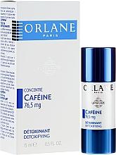 Profumi e cosmetici Siero viso alla caffeina - Orlane Supradose Concentrate Caffeine Detoxifying