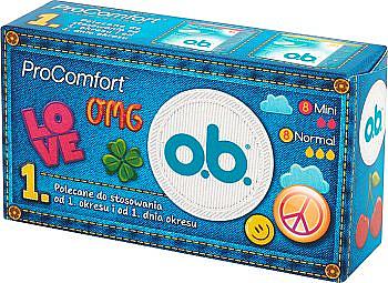 Tamponi, 8pz+8pz - O.b. Pro Comfort — foto N1