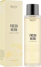 Profumi e cosmetici Tonico viso - Nacific Fresh Herb Origin Toner