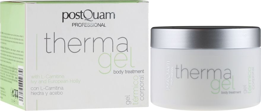 Termogel anti-cellulite - PostQuam Thermagel Warm Effect