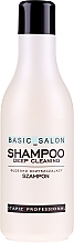 Profumi e cosmetici Shampoo per capelli - Stapiz Basic Salon Deep Cleaning Shampoo
