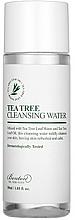 Profumi e cosmetici Acqua detergente con tea tree - Benton Tea Tree Cleansing Water (mini)