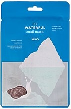 Profumi e cosmetici Maschera idratante e lenitiva - Skin79 The Waterful Snail Mask