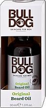 Profumi e cosmetici Olio per barba - Bulldog Skincare Original Beard Oil