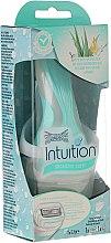 Profumi e cosmetici Rasoio + 1 cartuccia sostituibile - Wilkinson Sword Intuition Sensitive Care