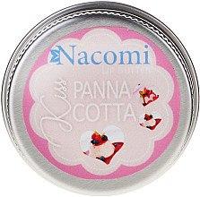"Profumi e cosmetici Olio labbra ""Panna cotta"" - Nacomi Kiss Panna Cotta Lip Butter"