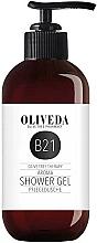 Profumi e cosmetici Gel doccia - Oliveda B21 Care Shower Aroma