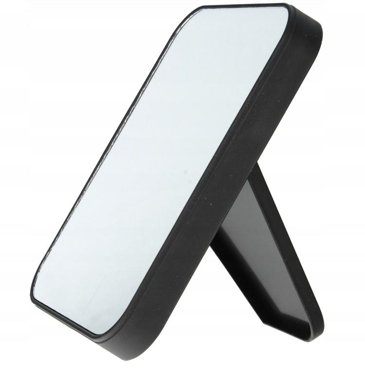 Specchio cosmetico bifacciale, 85062, nero - Top Choice