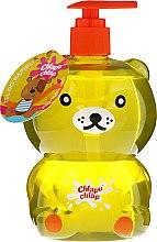 "Profumi e cosmetici Gel doccia per bambini ""Bear"", gelato alla vaniglia - Chlapu Chlap Bath & Shower Gel"