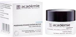Profumi e cosmetici Crema antirughe per contorno occhi - Academie Liposomes Eye Contour Gel
