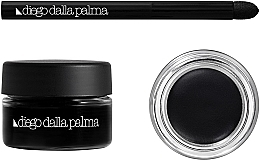 Profumi e cosmetici Matita-kajal waterproof - Diego Dalla Palma Makeup Studio Oriental Kajal Waterproof