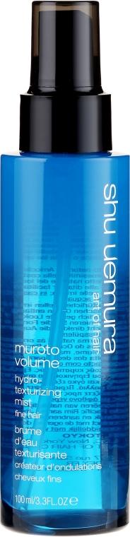 Emulsione modellante idratante - Shu Uemura Art of Hair Muroto Volume Hydro Texturising Mist — foto N2