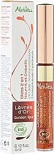 Profumi e cosmetici Balsamo labbra nutriente 2in1 - Melvita L'Or Bio