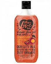 "Profumi e cosmetici Gel doccia ""Freschezza e compattezza"" - MonoLove Bio Grapefruit-Curacao Shower Glow Gel"