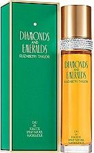 Profumi e cosmetici Elizabeth Taylor Diamonds&Emeralds - Eau de toilette