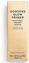 Profumi e cosmetici Primer viso - Revolution Pro Goddess Glow Primer Radiance Primer Serum