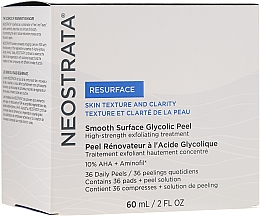 Profumi e cosmetici Peeling per uso quotidiano - NeoStrata Resurface Smooth Surface Daily Peel