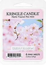 Profumi e cosmetici Cera per lampada aromatica - Kringle Candle Cherry Blossom