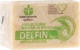 """Profumi e cosmetici Sapone naturale """"Dolphin"""" - Powrot do Natury Natural Soap Delfin"""