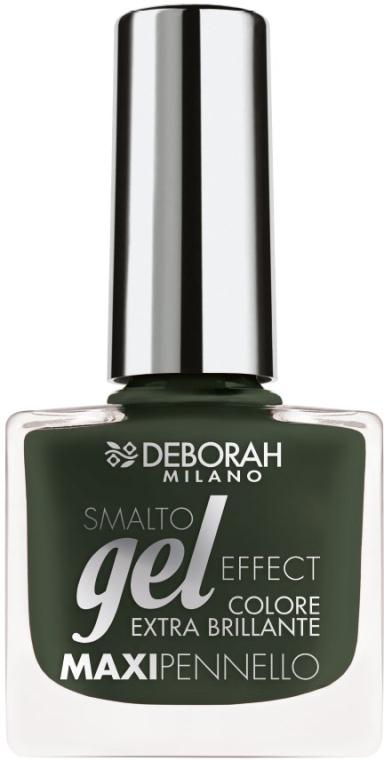 Smalto unghie - Deborah Gel Effect Nail Enamel