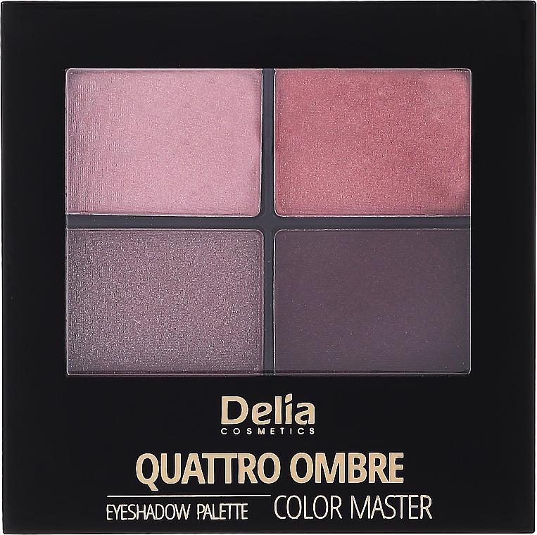 Ombretti - Delia Quattro Ombre Color Master