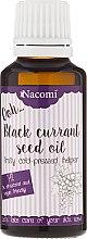 Profumi e cosmetici Olio di ribes nero per pelli secche e sensibili - Nacomi