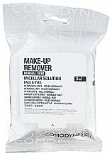 Profumi e cosmetici Salviettine detergenti per pelli normali - Comodynes Make-up Remover Micellar Solution 3in1
