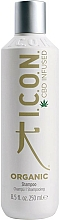 Profumi e cosmetici Shampoo per capelli organico - I.C.O.N. Organic Shampoo