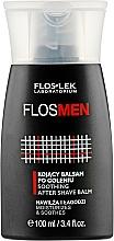 Profumi e cosmetici Balsamo lenitivo dopobarba - Floslek Flosmen Soothing After Shave Balm