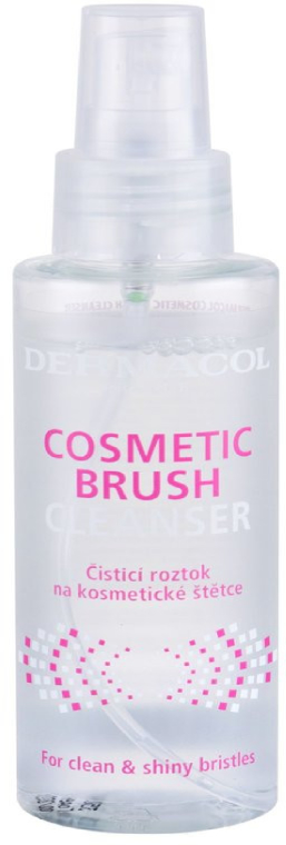 Detergente per pennelli - Dermacol Brushes Cosmetic Brush Cleanser