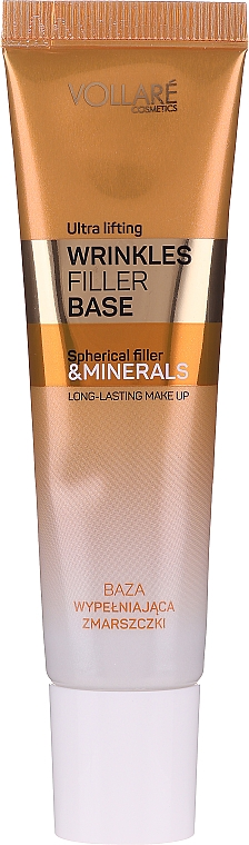 "Base trucco ""Filler di rughe"" - Vollare Cosmetics Wrinkles Filler Base"