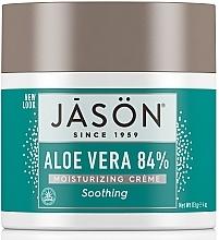 Profumi e cosmetici Crema viso e corpo idratante con aloe vera - Jason Natural Cosmetics Soothing Aloe Vera Moisturizing Cream