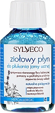 Profumi e cosmetici Collutorio - Sylveco Herbal Mouthwash (mini)