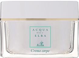 Profumi e cosmetici Acqua dell Elba Arcipelago Women - Crema corpo