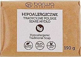 Profumi e cosmetici Sapone naturale - Barwa Hypoallergenic Traditional Soap