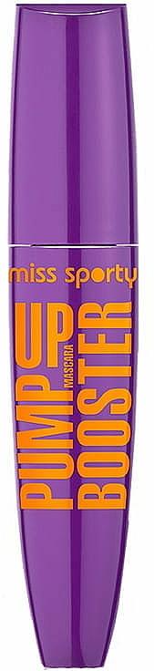 Mascara - Miss Sporty Booster Pump Up Mascara