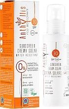 Profumi e cosmetici Crema solare resistente all'acqua SPF30 - Anthyllis Sunscreen Creama Solar Water Resistant