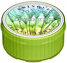 Profumi e cosmetici Candela profumata al tè - Kringle Candle Dewdrops Daylight