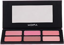 Profumi e cosmetici Palette blush - Moira Blossom & Adore Blush Palette