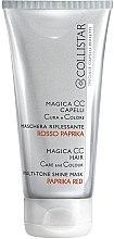 Profumi e cosmetici Maschera riflessante per capelli colorati - Collistar Magica CC Hair Care and Colour
