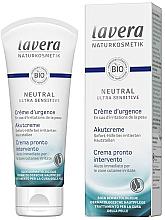 Profumi e cosmetici Crema SOS con microargento - Lavera Neutral Ultra Sensitive