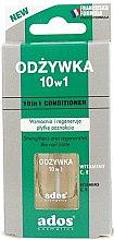 Profumi e cosmetici Condizionante unghie 10 in 1 - Ados 10in1 Conditioner