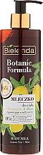 "Profumi e cosmetici Latte corpo ""Limone e menta"" - Bielenda Botanic Formula Lemon Tree Extract + Mint Body Milk"