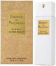 Profumi e cosmetici Alyssa Ashley Essence de Patchouli - Eau de Parfum